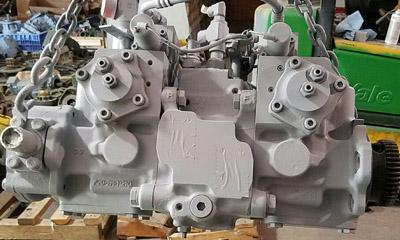 Komatsu Main Pump Remanufactured