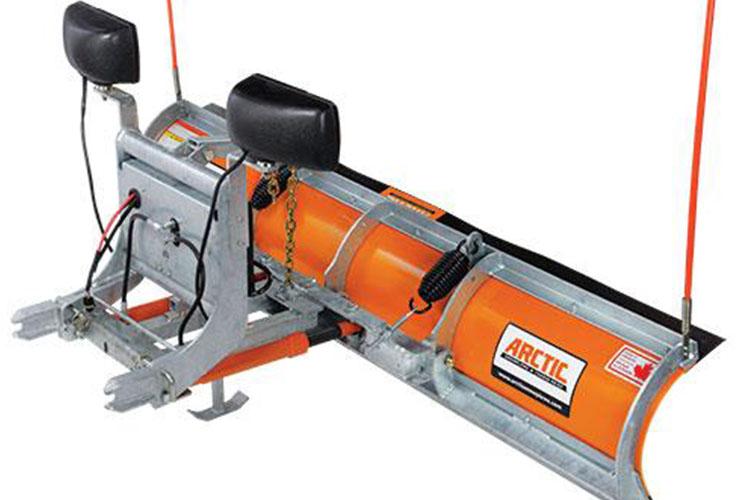 Arctic Snowplow Pump Repair