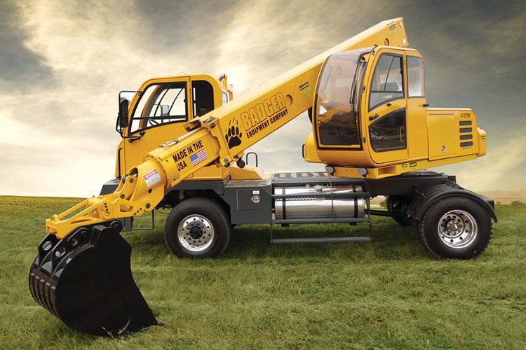 Badger Pump Repair