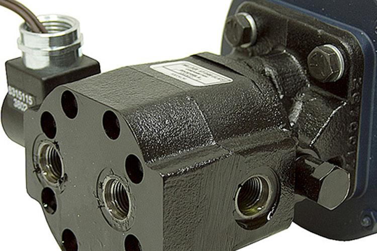 Haldex Pump Repair