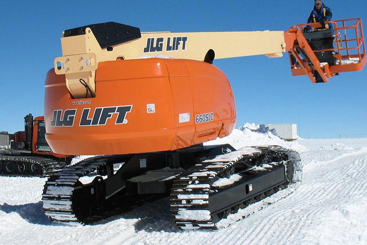 JLG Pump Repair
