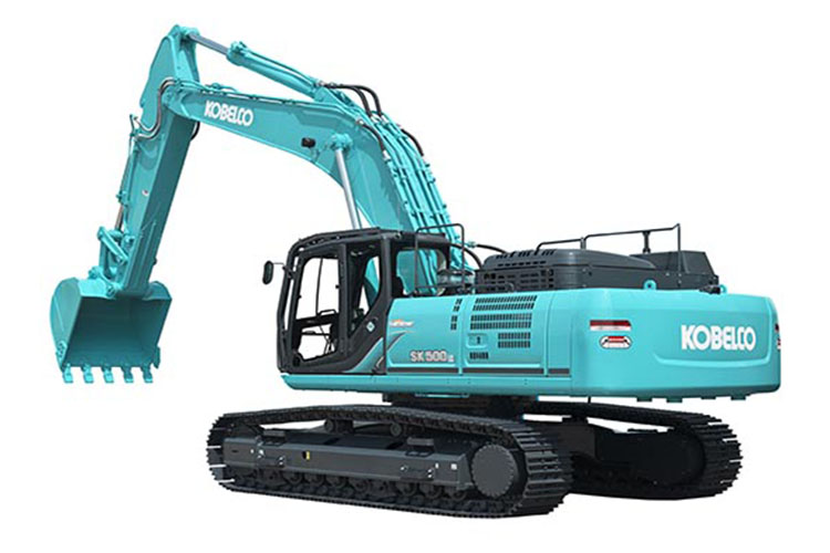 Kobelco Pump Repair