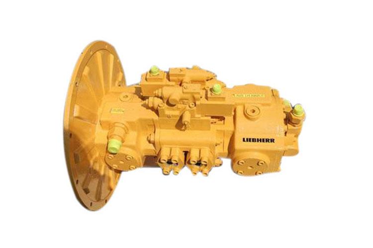 Liebherr Pump Repair