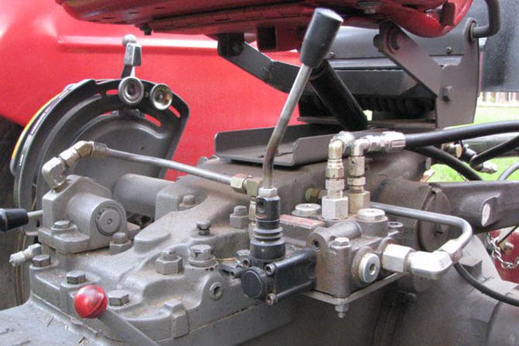 Massey Ferguson Pump Repair