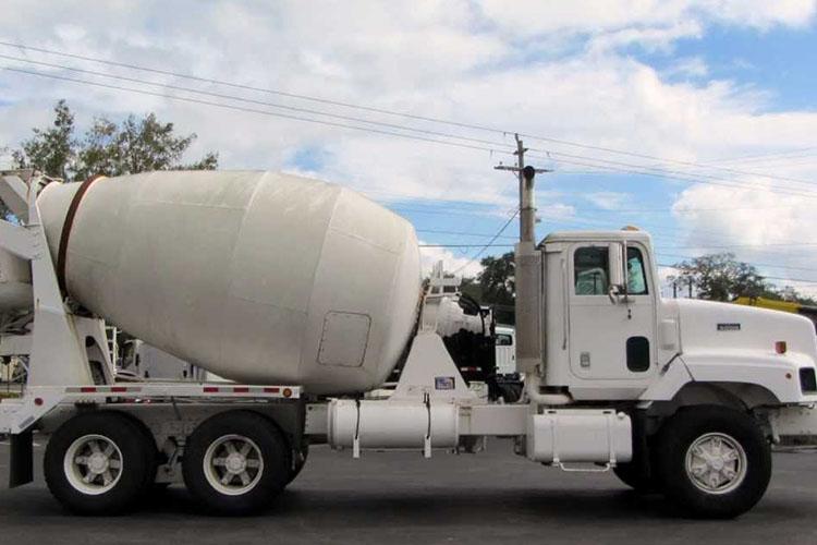 McNelius Concrete Truck Pump Repair
