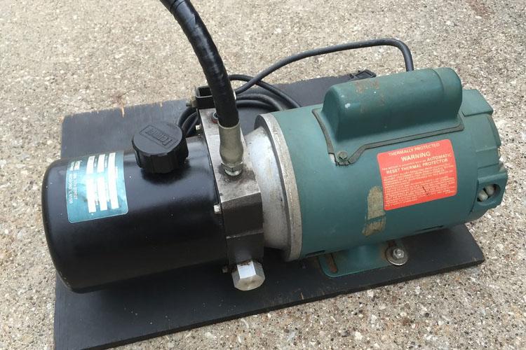 Mec Pump Repair