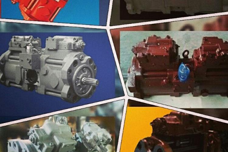 Mescbi Pump Repair