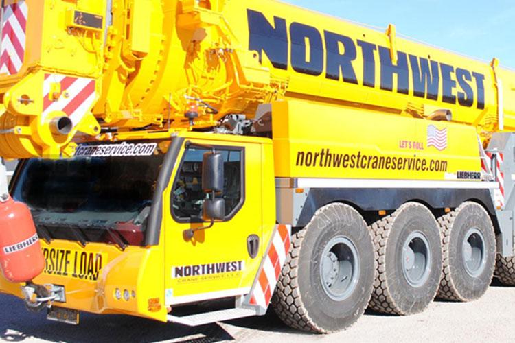 Northwest Cranes Pump Repair