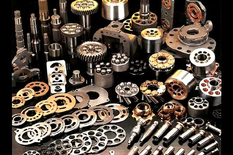 Sundstrand Series 40 Pump Repair