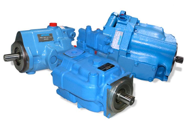 Vickers Pump Repair