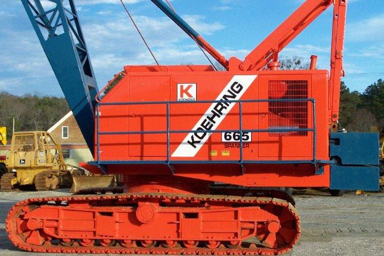 Koehring Pump Repair