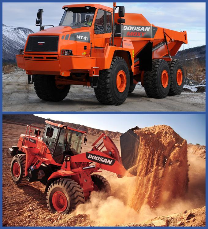 Daewoo Hydraulic Excavator