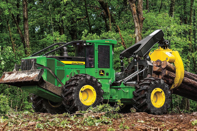 Logging Equipment Hydrostatic Repair