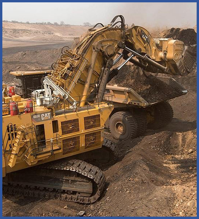 Mining Equipment Hydrostatic Repair
